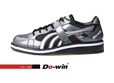 6d39dbe2bc4 Do-Win - Unisex Weightlifting Shoes Powerlifting Shoes Squat Shoes  Cross-Trainer (EUR35