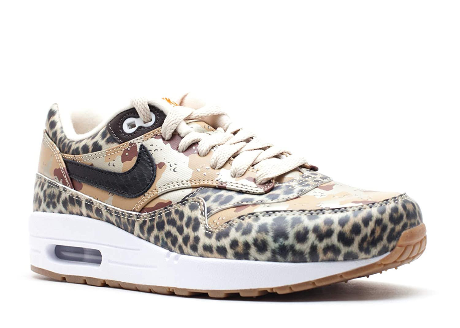 buy online ca5d4 213c5 Amazon.com   NIKE W s Air Max 1 PRM  Atmos  - 454746-902   Fashion Sneakers
