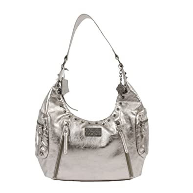 Amazon.com  Leather Hobo Bag  Shoes 958cf38579b4f