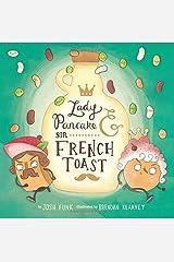 Lady Pancake & Sir French Toast Hardcover