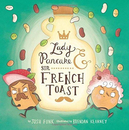 Lady Pancake & Sir French (French Waffle)