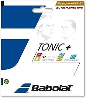 Babolat Tonic + Ball Feel BT7 12M Corde, Unisex – Adulto, Bianco, 135 Unisex - Adulto 201026