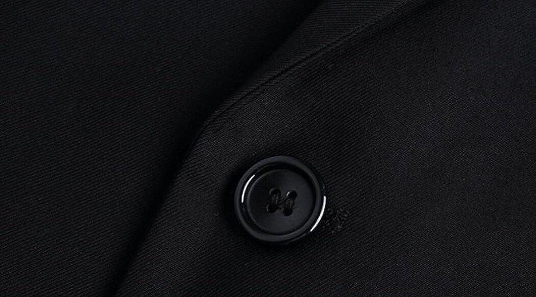 S-Fly Mens Sport Single Breasted Notch Lapel Slim Fit Blazer Jackets