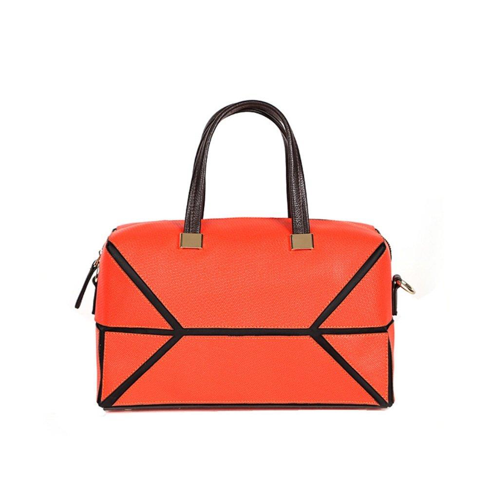 SHISHANG Frühling und Herbst Neue Trendige Mode Handtaschen aus Leder Westlichen und europäischen Handtaschen aus Leder