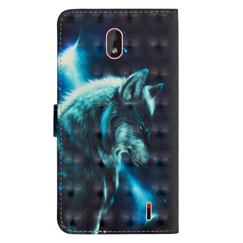 HUDDU Kompatibel mit Nokia 4.2 H/üllen Flip Case Leder Wallet Handyh/ülle Tasche Brieftasche Schutzh/ülle St/änder Handytasche Magnetverschlu/ß Card Holder Nokia 4.2 H/üllen Lila Totem