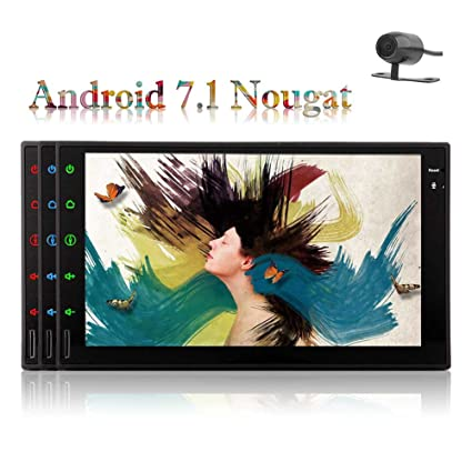 Amazon Com Best Buy Car Stereo Android 7 1 2gb 32gb Octa Core Car