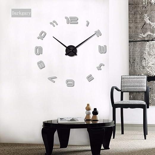 Wanduhren Stille Saat Klassischen Stil Wohnkultur Dekoration