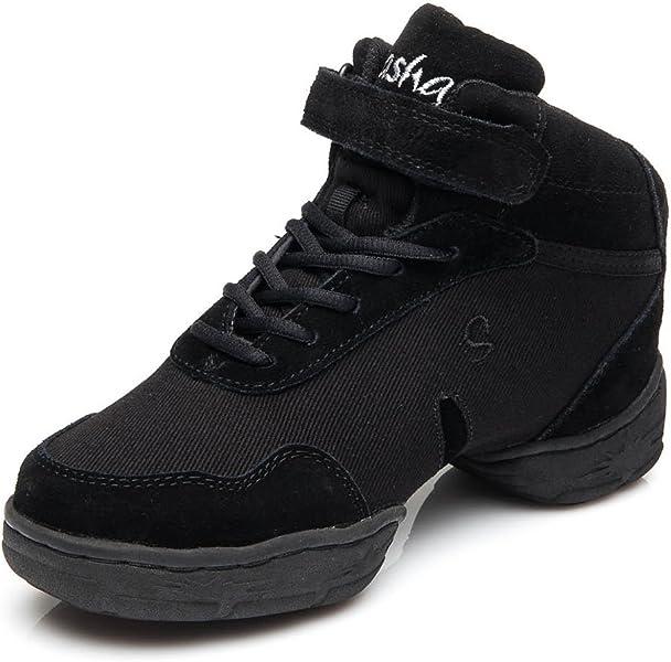 9c8a2d83dd3 HIPPOSEUS Zapatos de Baile Danza Moderna Zapatos de Jazz Movimiento Zapatos  de la Aptitud,ESB53A