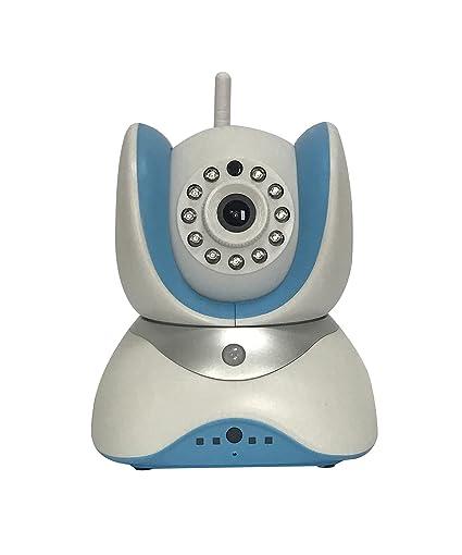 Cámara sin hilos, cámara del IP de WiFi Seguridad casera con la visión nocturna,