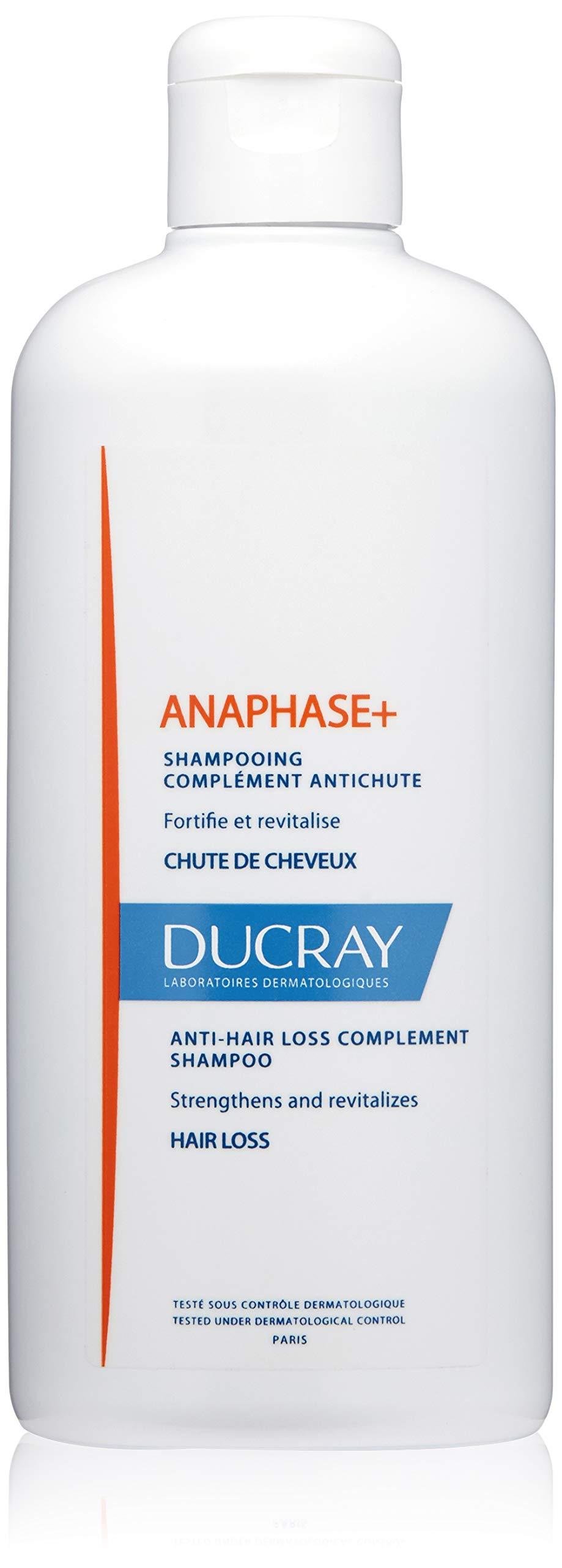 Ducray Anaphase+  Shampoo, Ruscus & Biotin, Thinning, Weak, Fine Hair, 13.5 oz. by Ducray