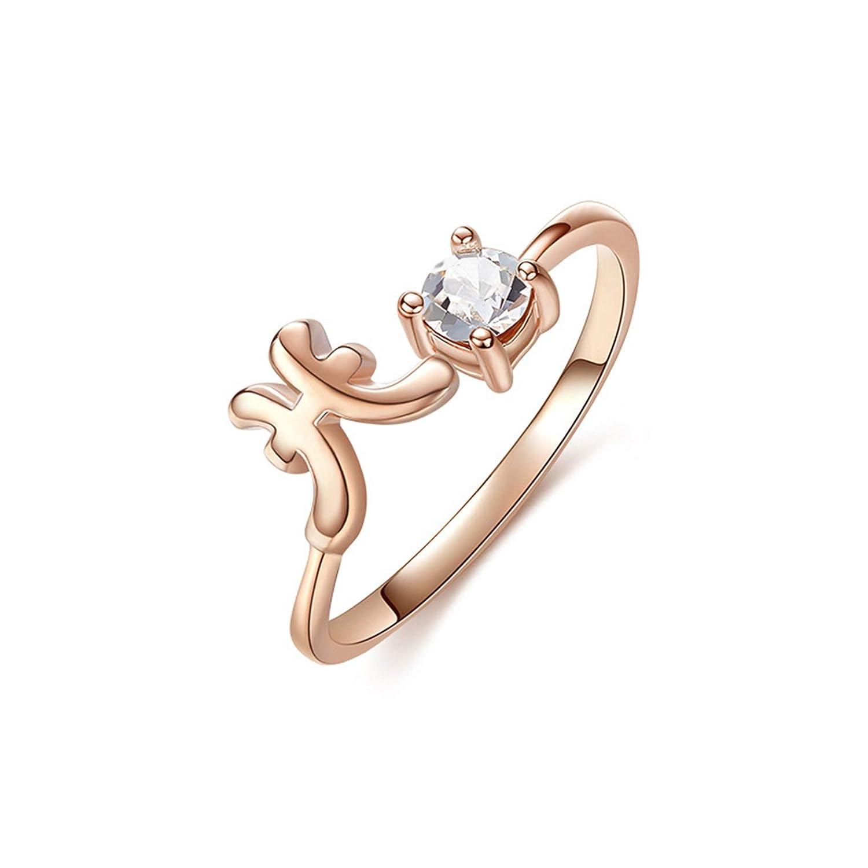 Amazon Knsam 925 Sterling Silver Open Ring Zircon Inlaid Aquarius Eternity Engagement Wedding Band Jewelry: Open Eternity Wedding Band At Reisefeber.org