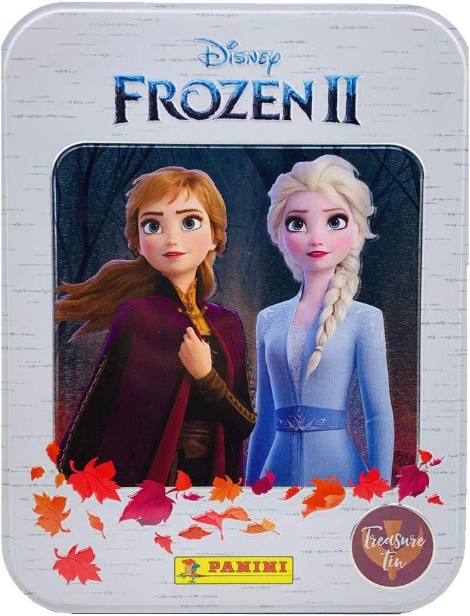 PANINI DISNEY FROZEN-La Reine série 1 Détail Sticker 100