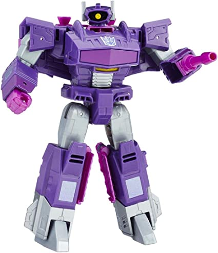Shockwave Cyberverse Battle for Cybertron New Hasbro Transformers