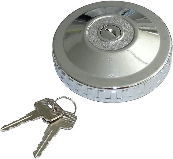 Aerzetix Tankdeckel Mit Schlüssel Diesel Kraftstoff Für Lkw Gewicht C41186 Auto