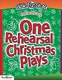 One Rehearsal Christmas Plays (Bible Funstuff)