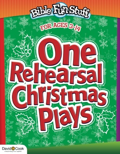 One Rehearsal Christmas Plays (Bible Funstuff) -