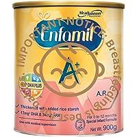 Enfamil A+ Stage 1 A.R. Infant Milk Formula 360DHA+, 900g