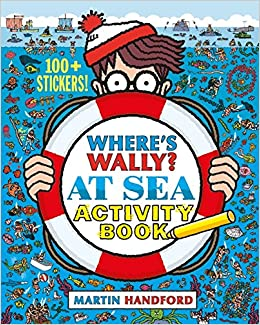 Where's Wally? At Sea: Activity Book Descargar ebooks Epub