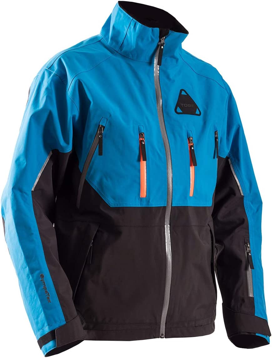 Tobe ITER Insulated Jacket Blue Aster - Large