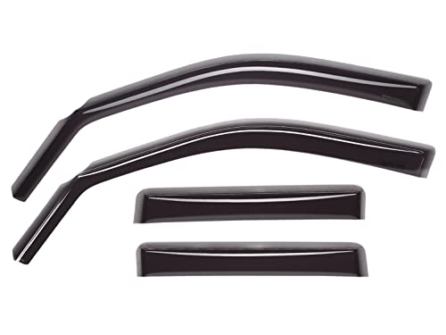 WeatherTech Side Window Deflector for Select Toyota Tundra Models