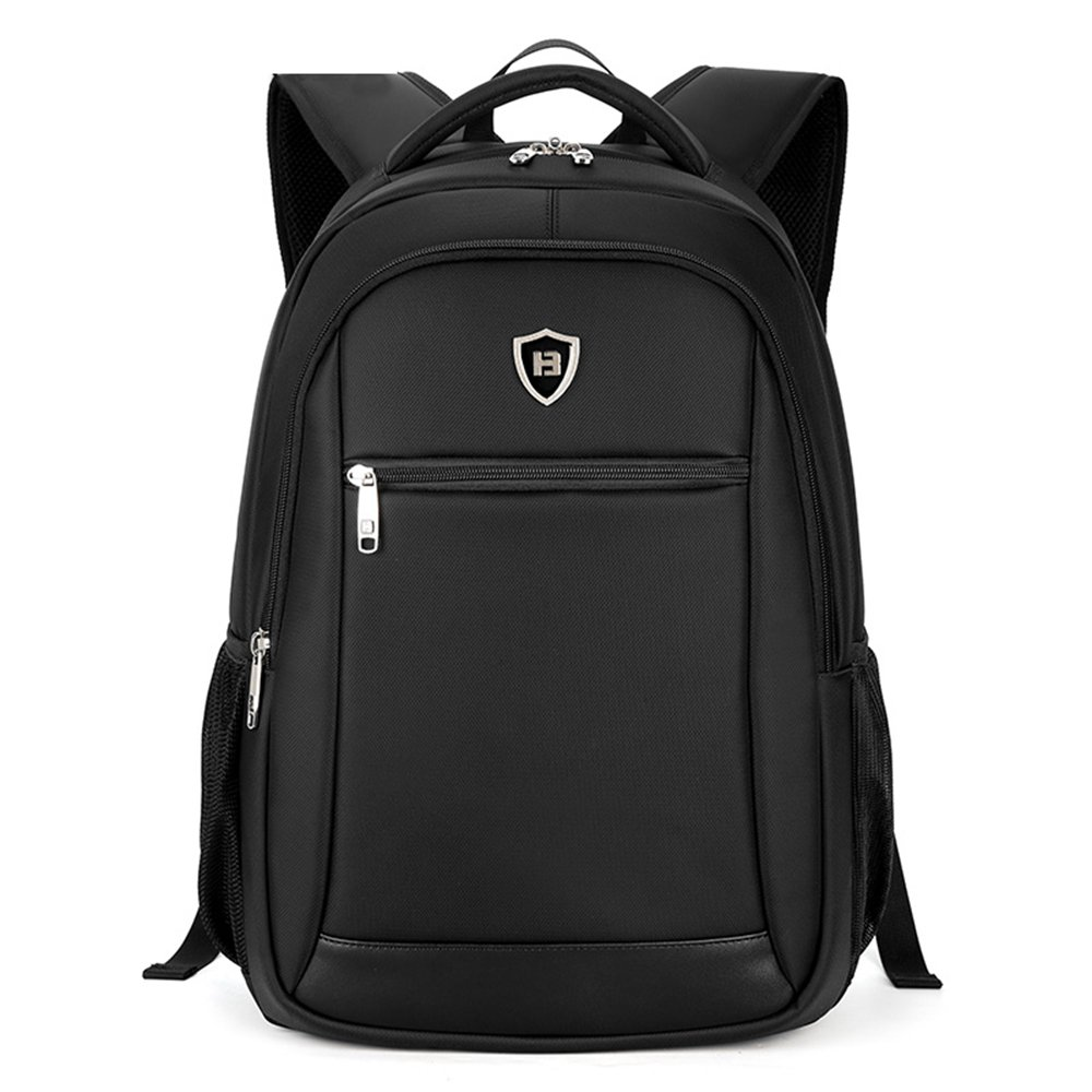 bagSmallビジネスバックパックBag for College Students Collegeバックパックfor Man 161008ブラック B06XSSTJMB