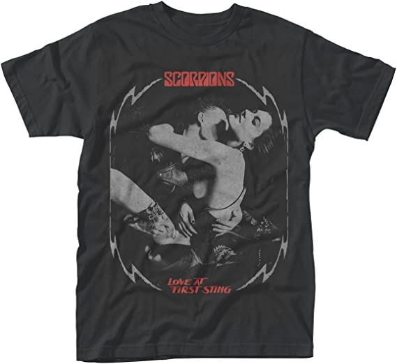 Scorpions /'Love At First Sting/' T-Shirt NEW /& OFFICIAL!
