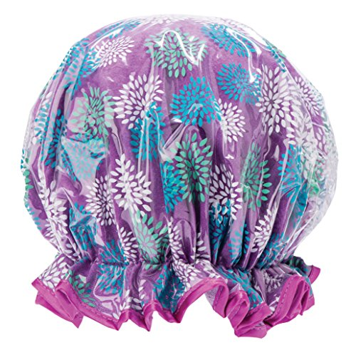UPC 064323141208, Studio Dry by Upper Canada Shower Cap, Floral