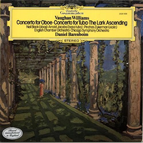 Vaughan Williams Concerto for Oboe- Concerto for