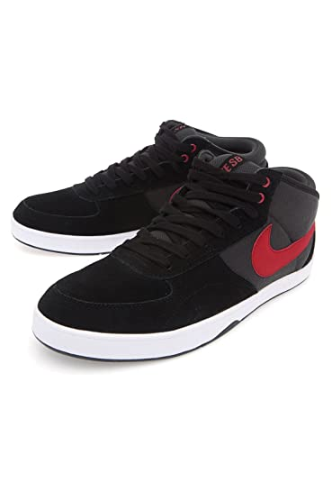 Nike SB Mavrk Mid 3 (GS~ Grade School) Skate Shoes ~Black/