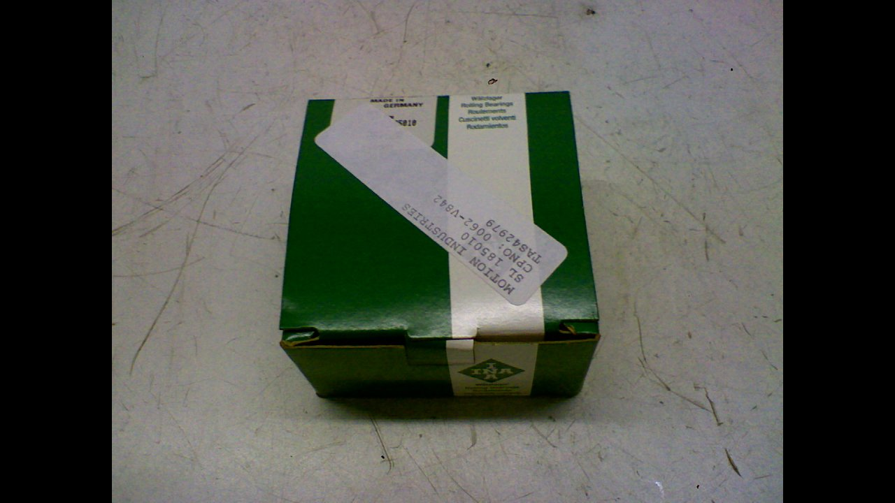2-1//8In Pack of 2 Sl185010-A Pack of 2 Ina Sl185010-A Cylindrical Roller Bearing Id