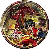Bakugan Battle Brawlers Large Paper Plates (8ct)
