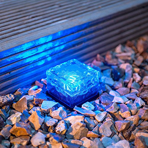 Led Lights In Pavers - 8