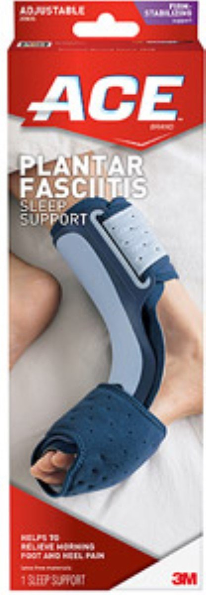 ACE Plantar Fasciitis Sleep Support One Size Adjustable 1 Each (Pack of 5)