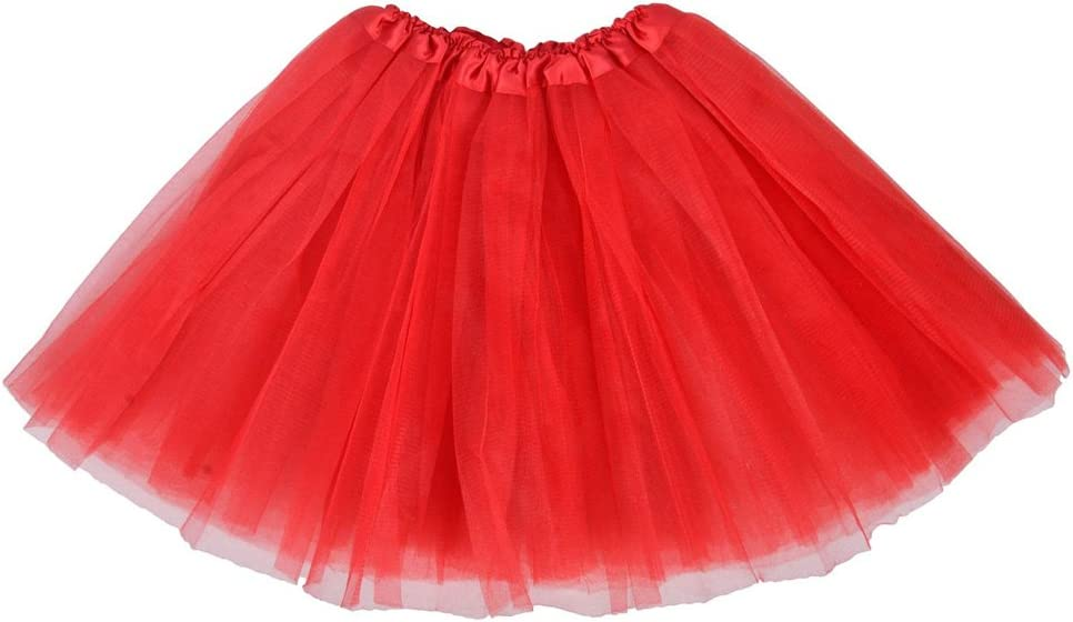 Cikuso Ballet Danza ROJA Tutu Falda Gallina Noche/Night out ...
