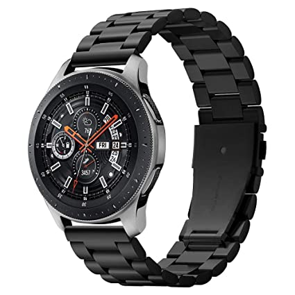 Spigen Modern Fit Compatible con Samsung Galaxy Watch 46mm Band (2018) / Compatible con Samsung Gear S3 Frontier Band, Gear S3 Classic Band (2016), ...