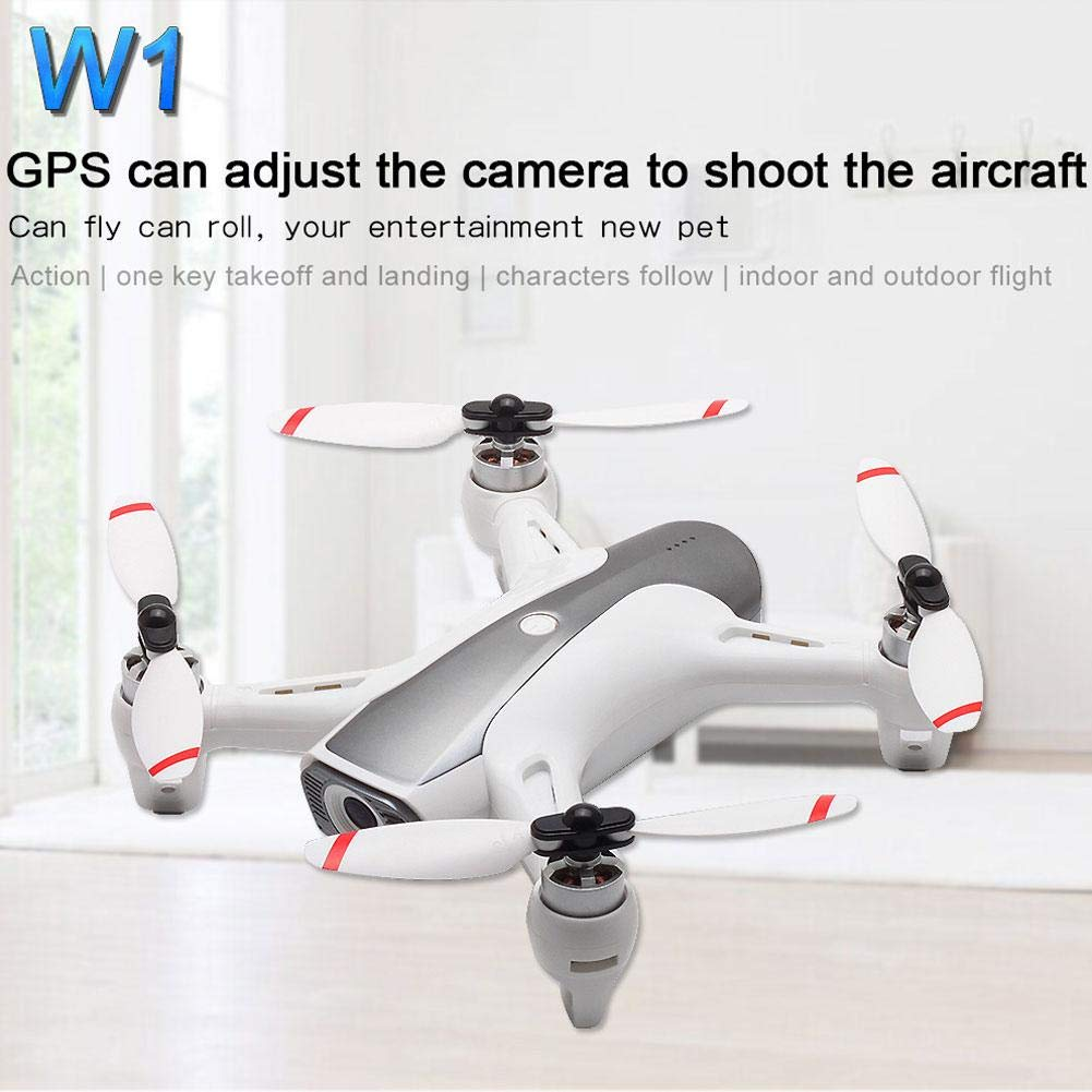 4K HD Drone Quadcopter with Gesture Shooting for SYMA W1 5G WiFi GPS by riverbin (Image #2)