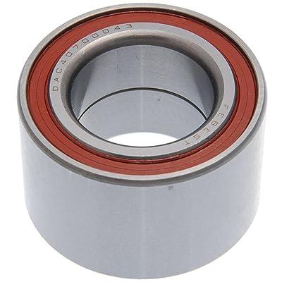 Mr491462 - Rear Wheel Bearing (40X70X43) For Mitsubishi - Febest: Automotive
