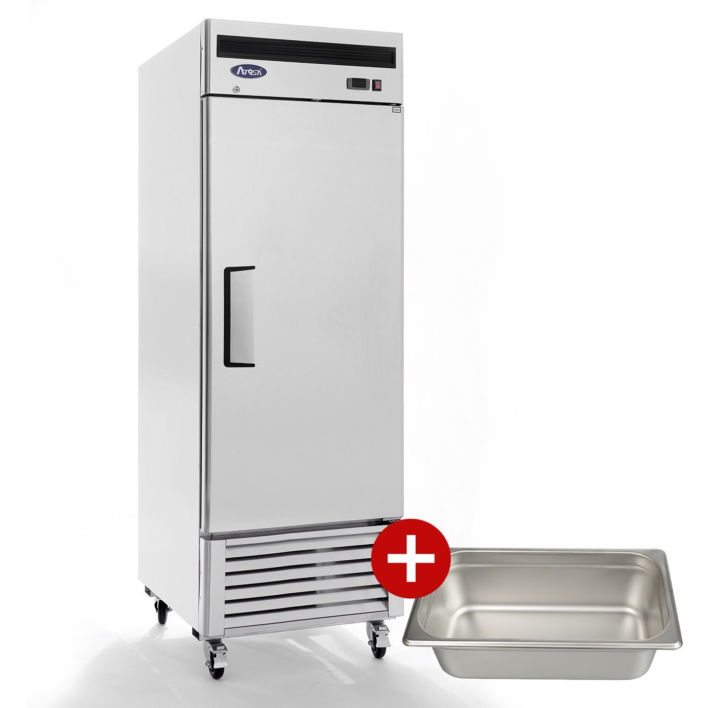 Atosa MBF8501 Bottom Mount 1 Door Freezer