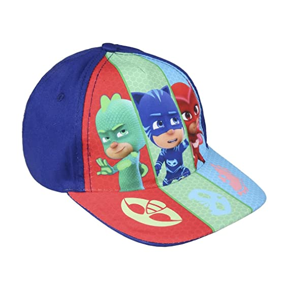 PJ Masks - Gorro - para niño azul 53