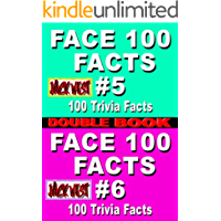 FACE 100 FACTS - #5 & #6 – 99¢ DOUBLE BOOK: #5 – 100 TRIVIA FACTS/#6 – 100 TRIVIA FACTS