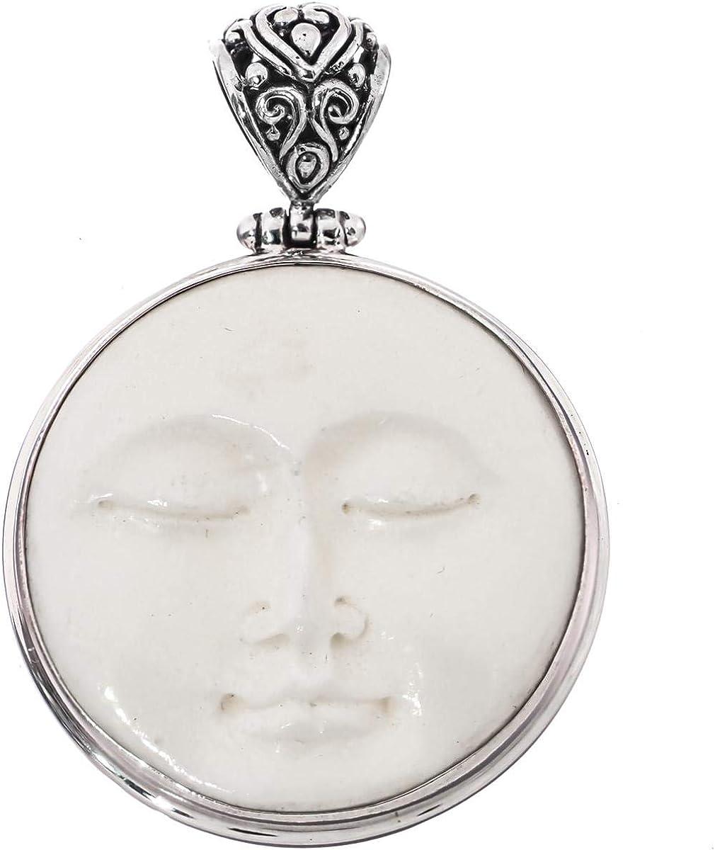 1 58 Inch Pendant Jewelry Pink Quartz Pearl Silver Pendant 925 Sterling Silver