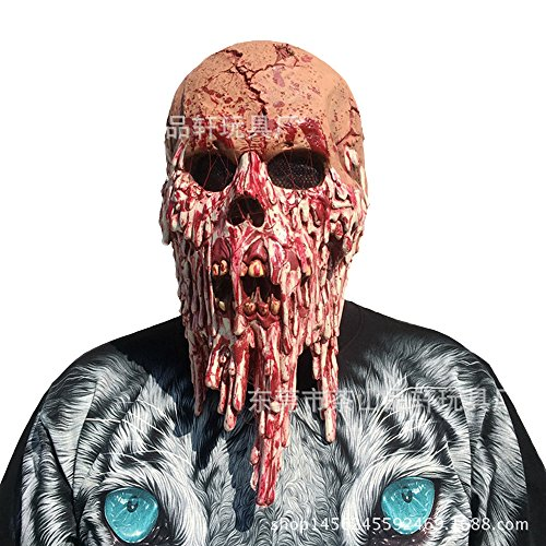 Novelty Latex Rubber Creepy Scary Thrilling Head the Goonies Sloth Mask Halloween Party Costume Decorations
