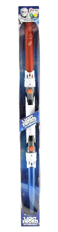 Toi-Toys Spacewars Épée Laser 2 in 1 Jouets, Unisexe Enfant, 12055A, Multicolore, Pas Disponible