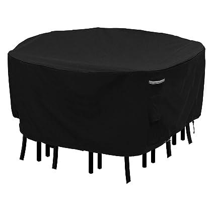Amazon.com: Funda para silla de patio, cubierta para salón ...
