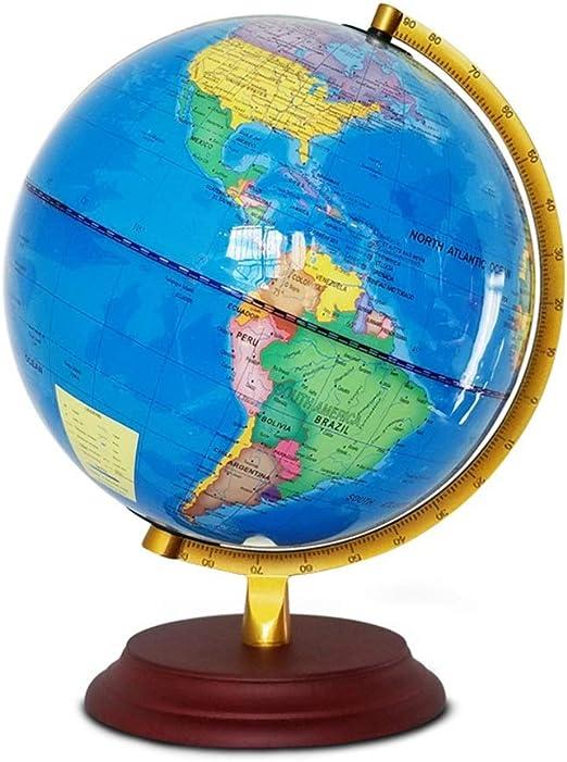 ZKKWLL Globo Globe, Estudio de decoración de Oficina, versión en ...