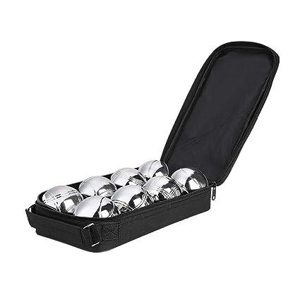 Amazon.com: Phasuk - Juego de 8 bolas de acero inoxidable ...