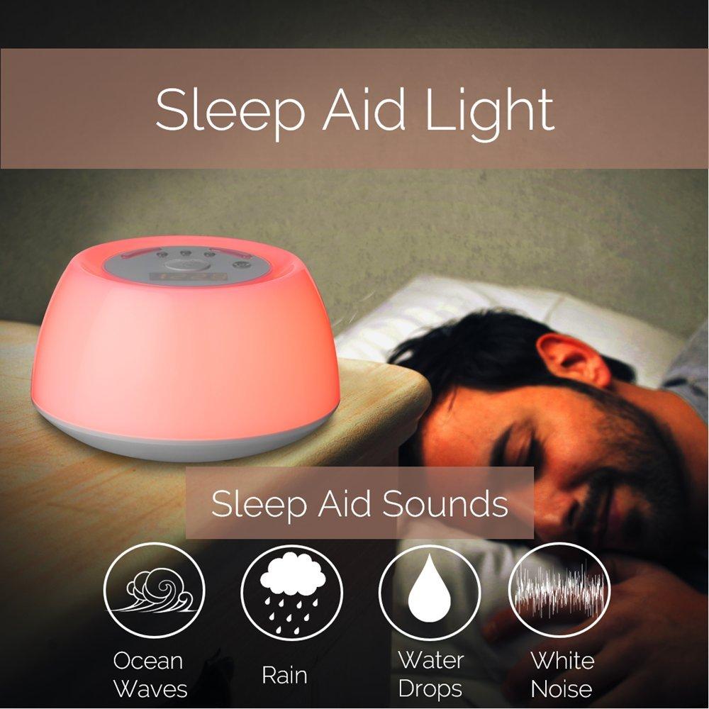 alarma despertador con proyector