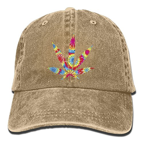 Gorgeously Dye Weed Denim Baseball Caps Hat Adjustable Cotton Sport Strap Cap For Men Women
