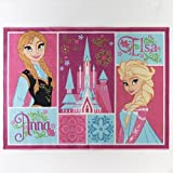 Disney Frozen Sisters Patchwork Rug - 40'' x 54''