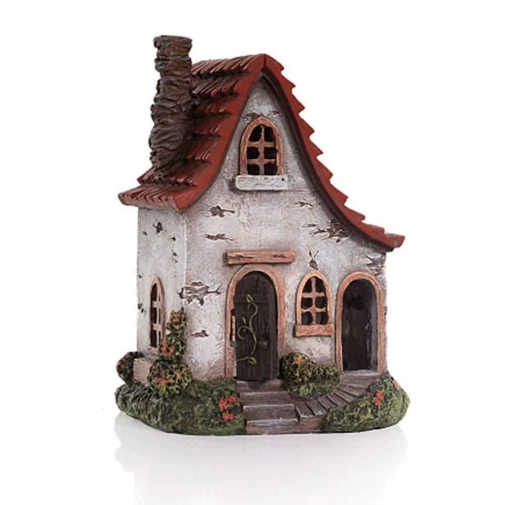 STI Fairy Garden Cottage House, 7.5''